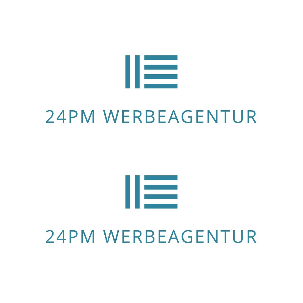 24pm needs a clever logo
