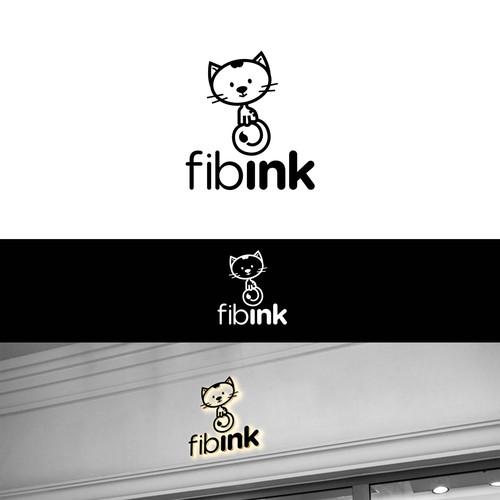 FibInk Logo