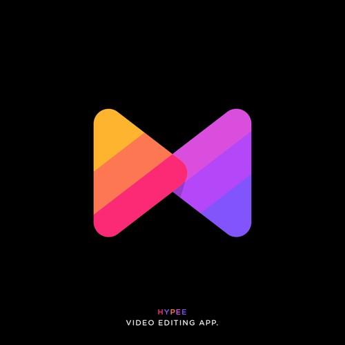 App icon design for Hypee