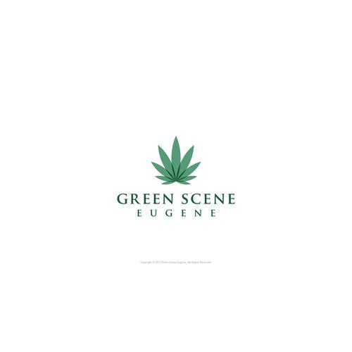 GREEN SCENE EUGENE