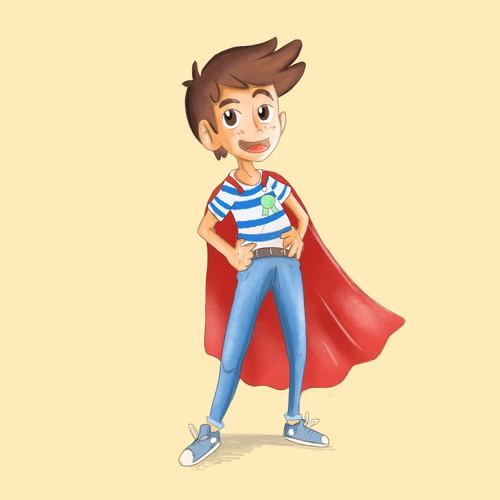 SuperHero - children