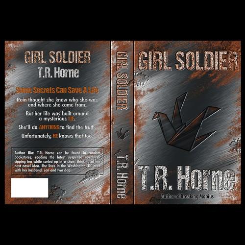 Cover for dark novel