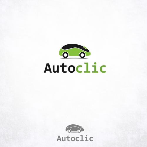 Create a logo for Autoclic, the future of car buying