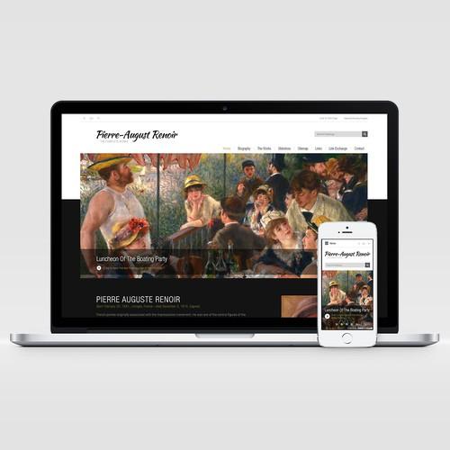Renoir, presentation