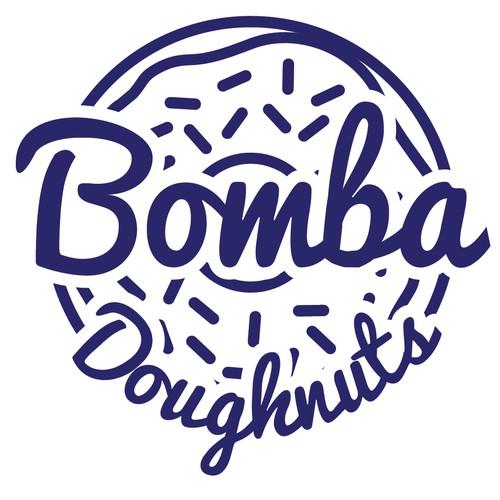 Logo for a doughnut company