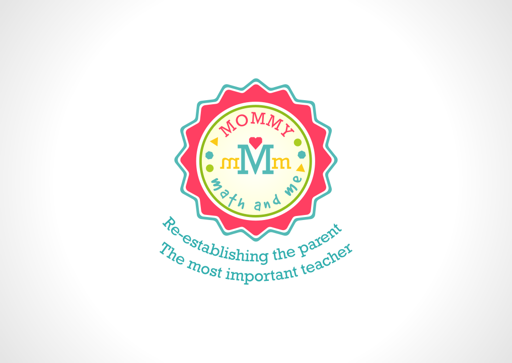 logo for Mommy, Math & Me