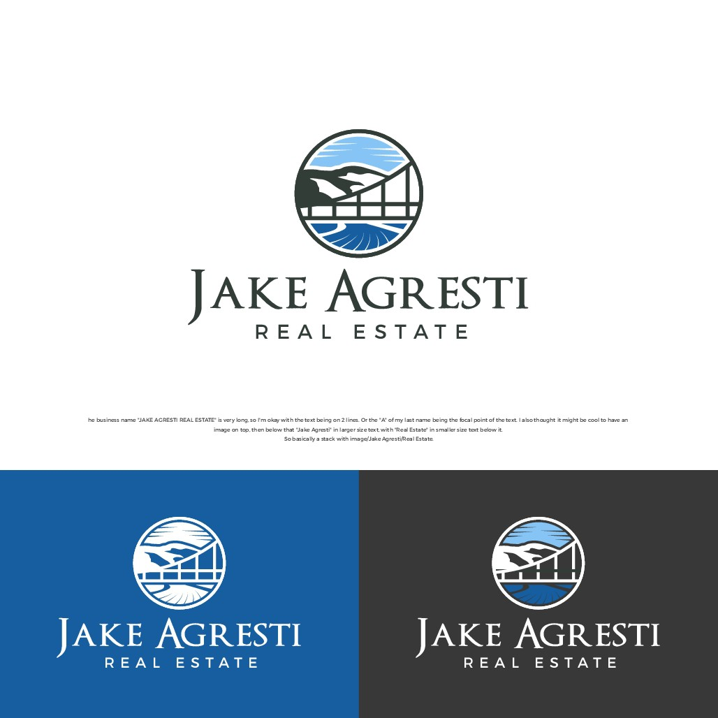 Real Estate Agent needs a creative professional Logo!