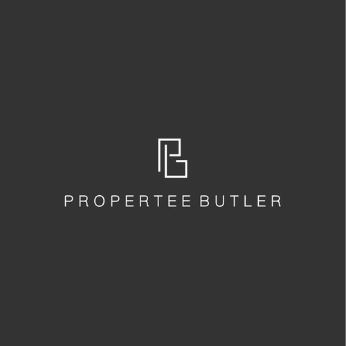 Logo Deisgn Propertee Butler