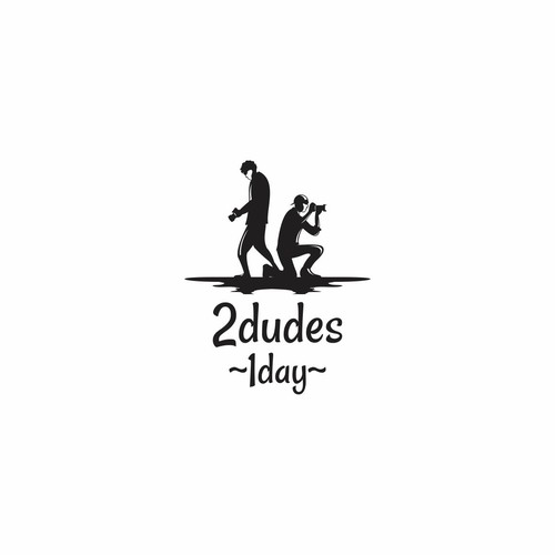 Logo for 2dudes1day