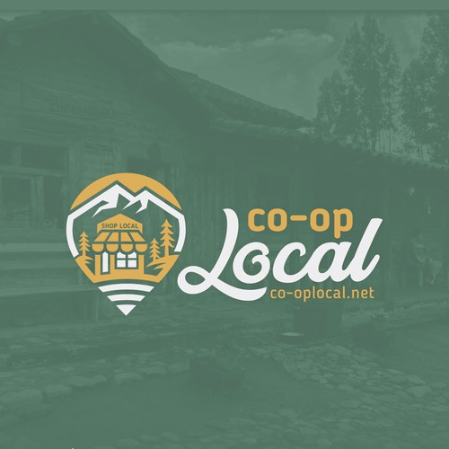co-op Local logo