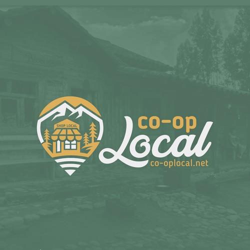 co-op Local logo