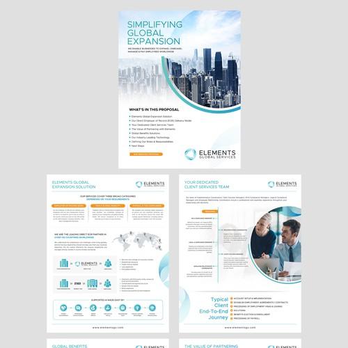 Elements Global Service E-Brochure