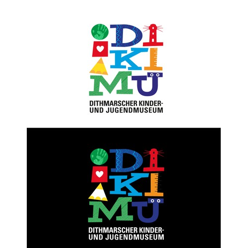 Logo per un Museo per ragazzi e bambini