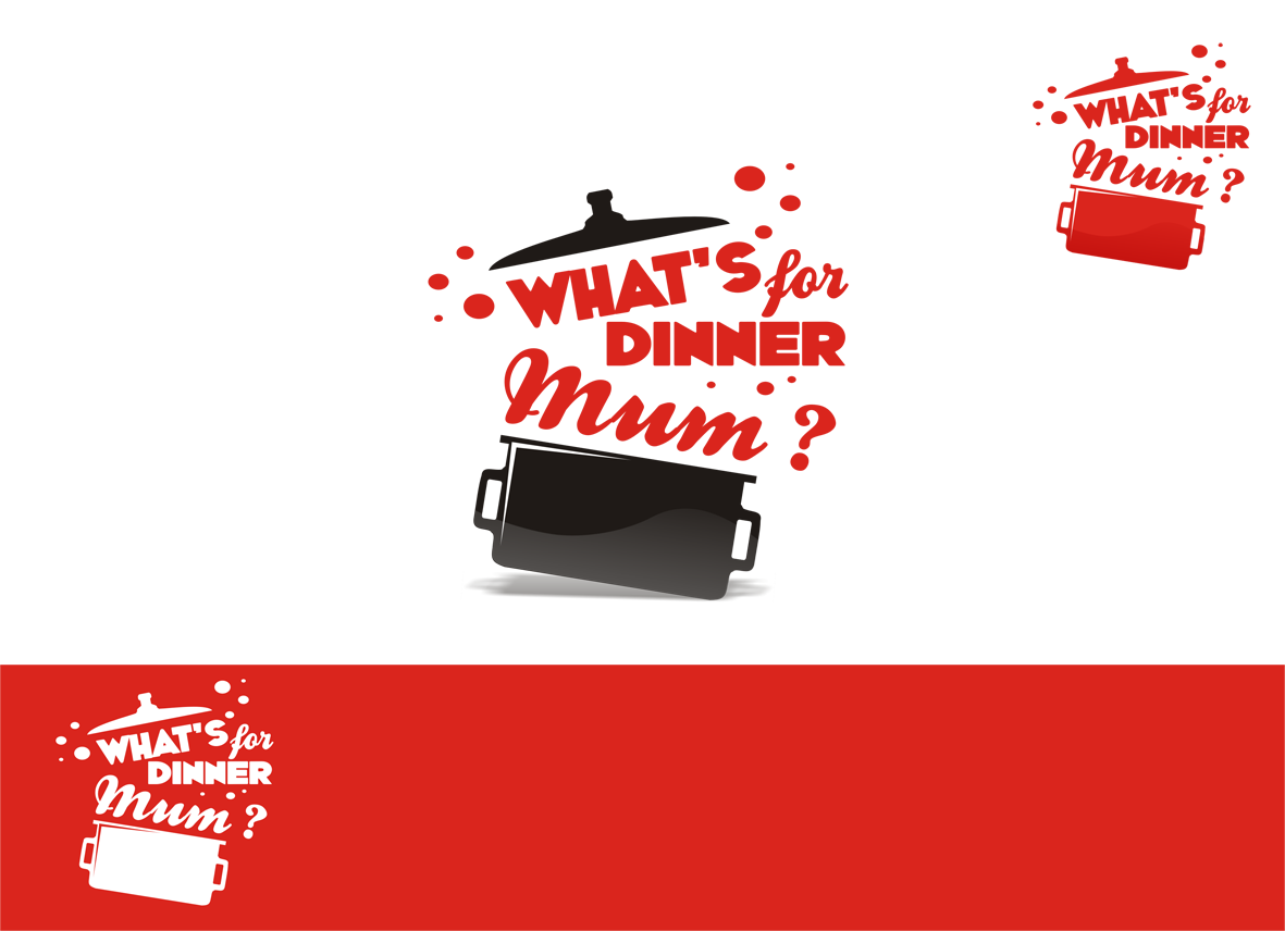 What's For Dinner Mum? needs a new logo