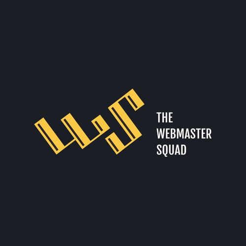 Logo for The Webmaster Squad