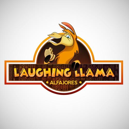 New logo wanted for Laughing Llama