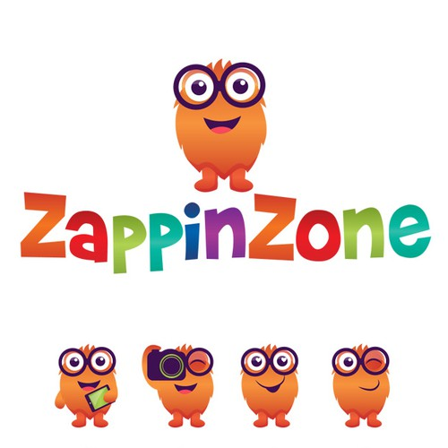 Logo for ZappinZone