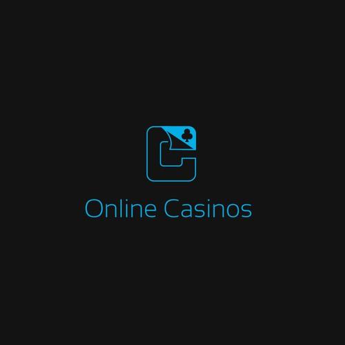 Logo for online casinos