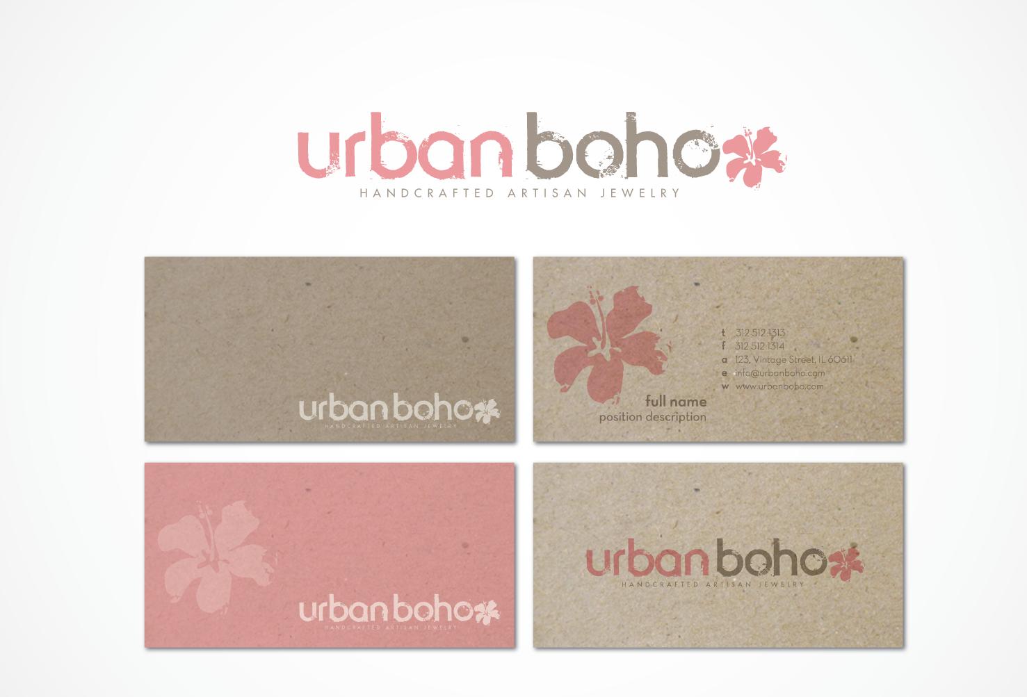 Help Urban Boho with a new logo