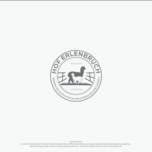 simple logo HOF ERLENBRUCH