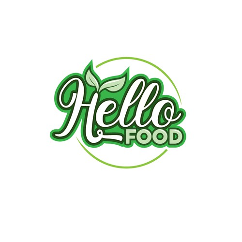 HelloFood Coporate Identity