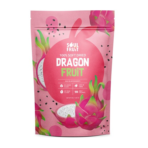Dragon Fruit Packaging