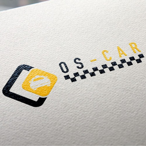 """Germany´s Coolest Taxi Driver """"OS-CAR"""" needs a new Logo"""