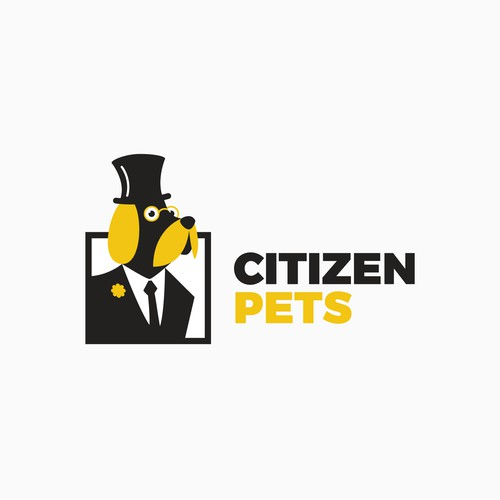 Logo Design - Citizen Pets
