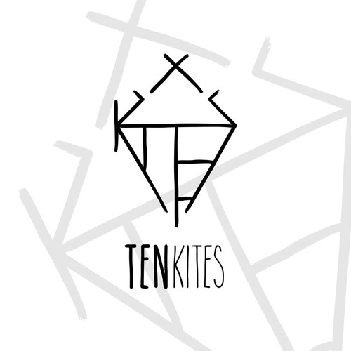 Ten Kites logo