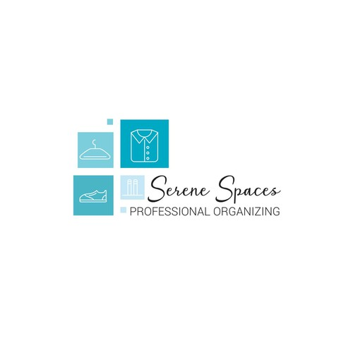 Logo for professional organizer
