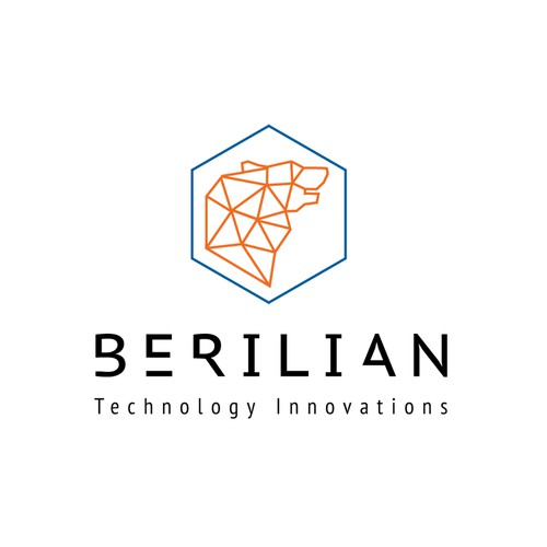 fun and professional logo representing expertise in technology innovation.