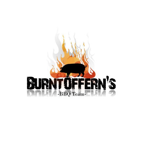 Help  Burnt Offern's Cooking Team with a new logo
