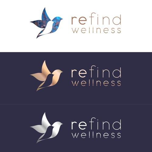 Logo Design For Health Comp.