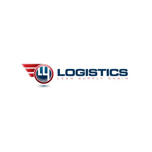 logo concept logistics