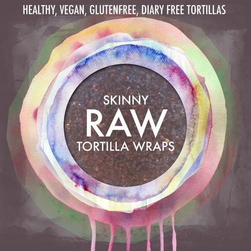 Packaging design for Tortilla wraps