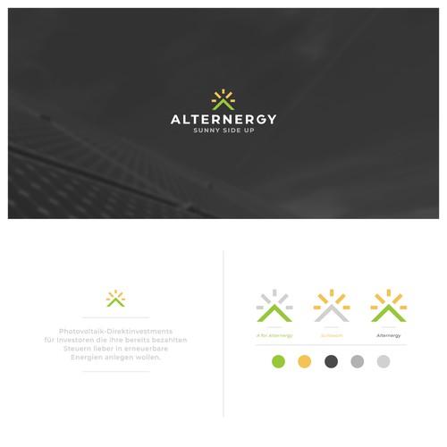 Alternergy | Logo Design