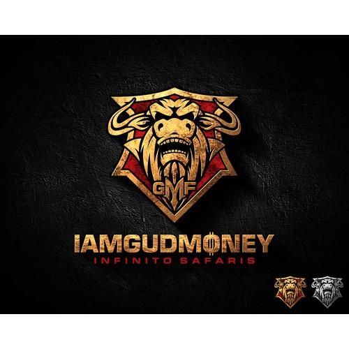 Logo design for IAmGudMoney
