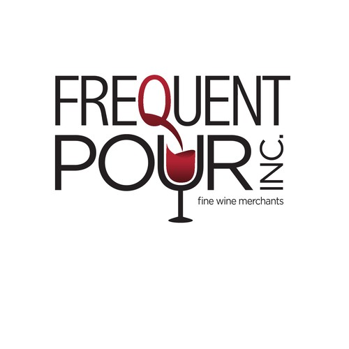 Frequent Pour Logo