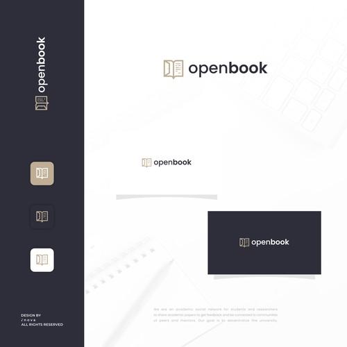 OpenBook Logo