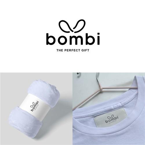 Gift Shop Logo Bombi