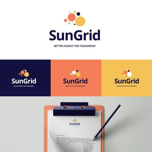 Logo for energy firm