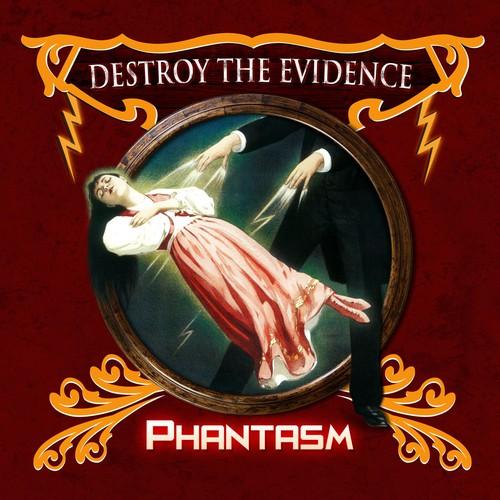 Album Cover Design for Phantasm