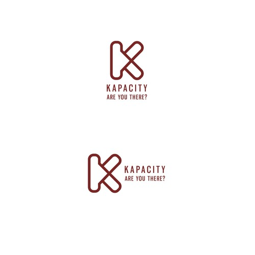 Create a logo for site and business card for Kapacity