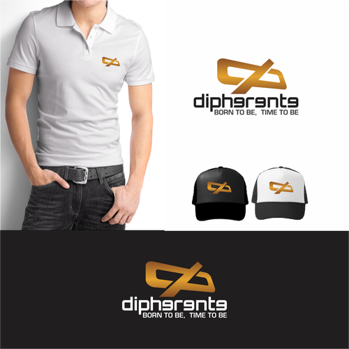 dipherente fashion logo