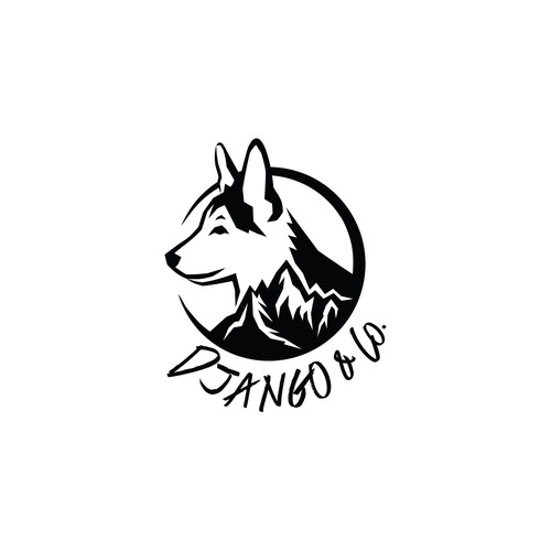Logo for high-quality, sophisticated & adventurous dog product company