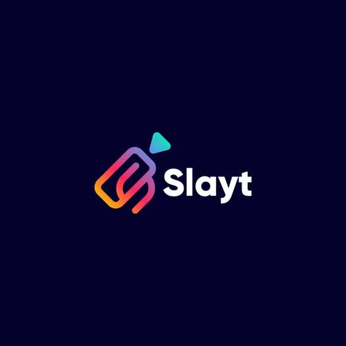 Logo Design for Slayt Video Production House