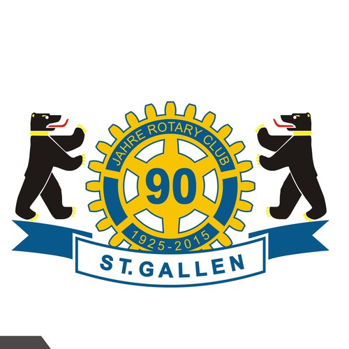 Make 2015 a special year for Rotary Club St. Gallen