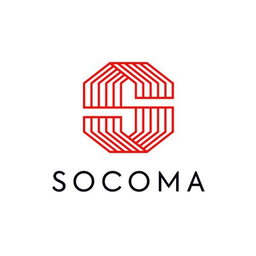 Socoma rebranding