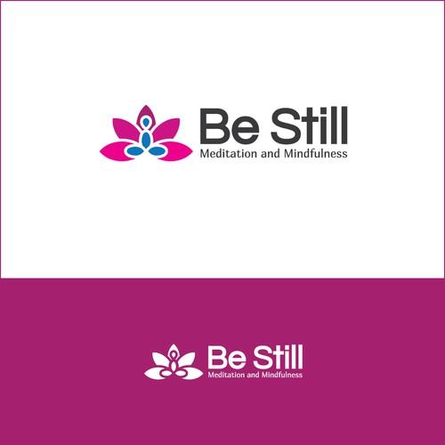 Be still logo