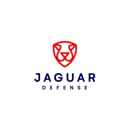 jaguar + shield